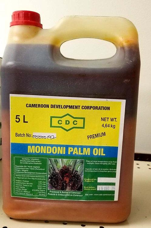 Mondoni Palm Oil