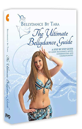 The Ultimate Bellydance Guide DVD & Hip Scarf
