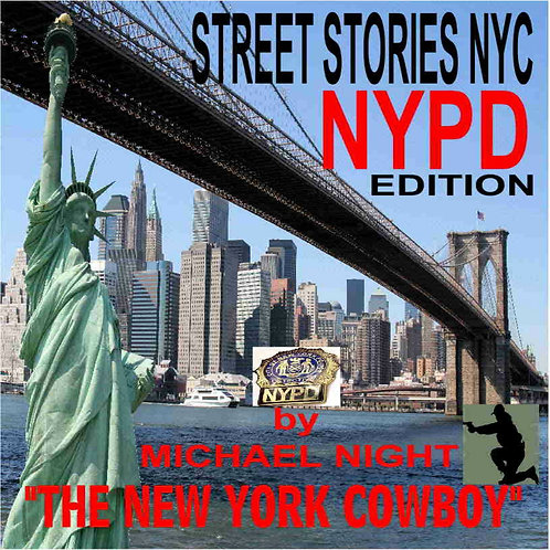 Street Stories NYC NYPD edition