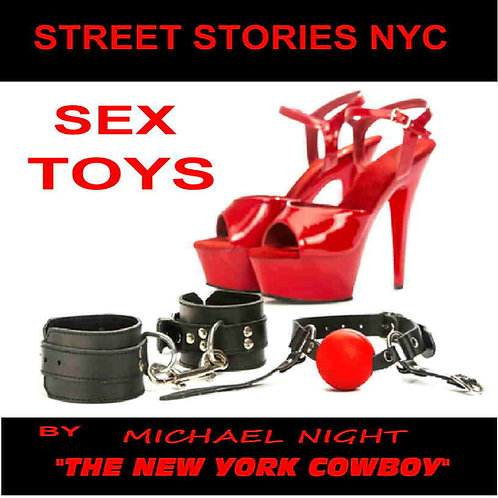 Street Stories NYC Sex Toys