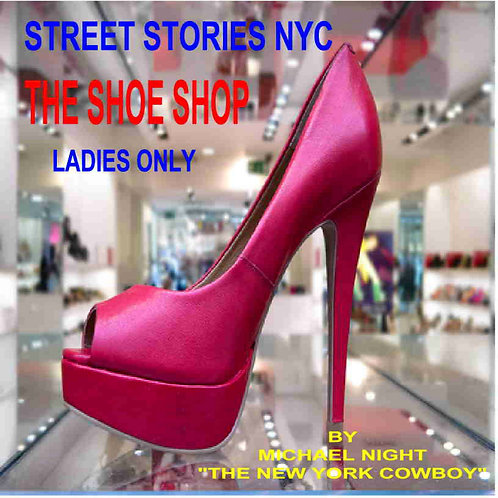 Street Stories NYC The Shoe Shoppe