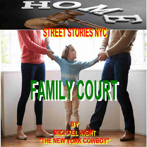 Street Stories NYC Family Court