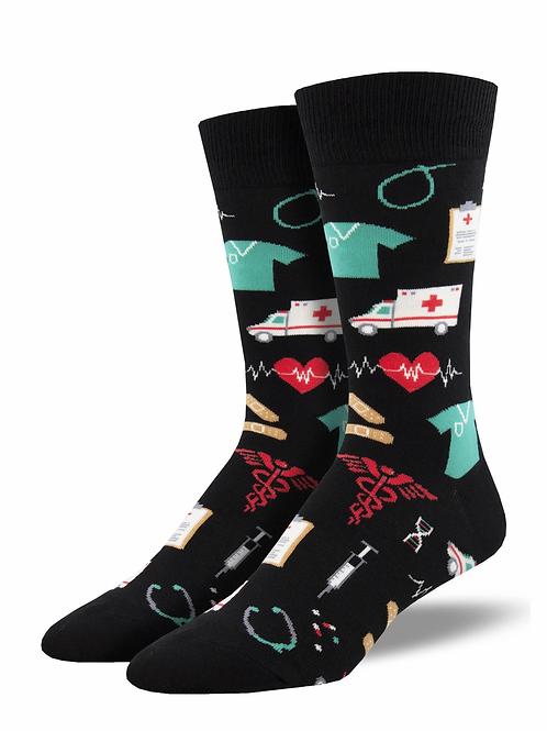 Healthcare Heroes/Men's Socks