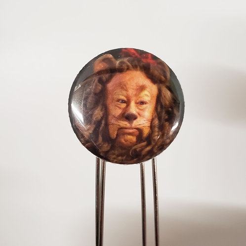 Lion Bookmarker