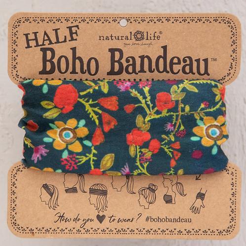 Forest Flowers Half Boho (BBW212)