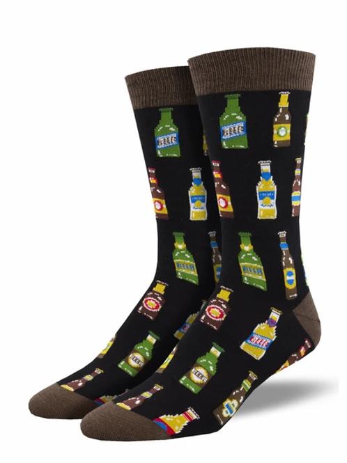 99 Bottles Socks/ Men's Socks