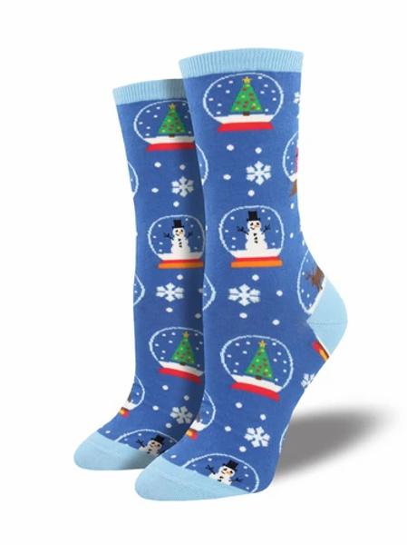 Snow Globe  Women's socks