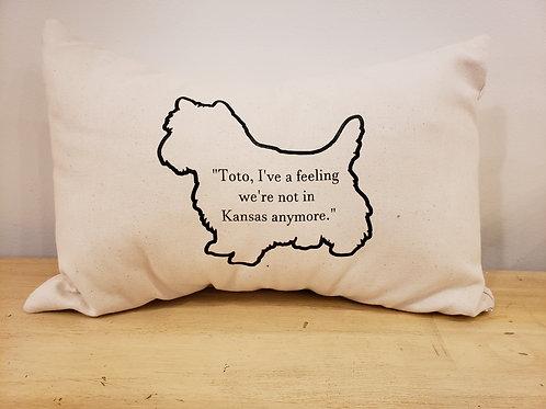 Toto Pillow