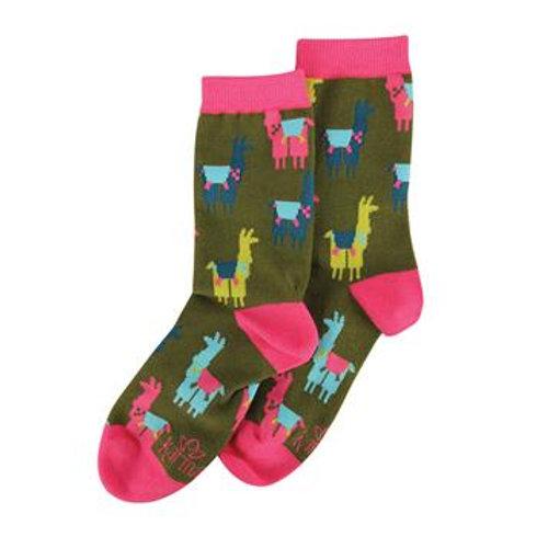 Llama Women's Socks