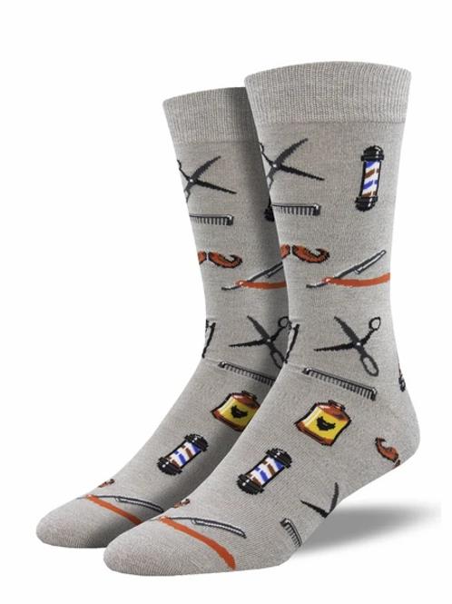 Barber Shop/ Men's Socks