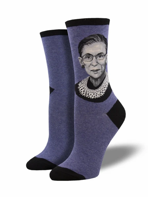 Ruth Bader Ginsburg Women's Socks