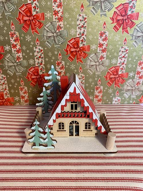 Red Roof Scandinavian Lodge