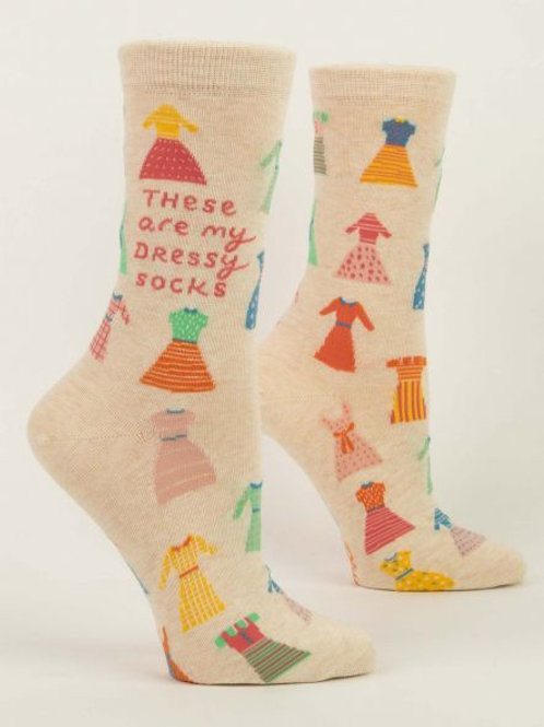 These Are My Dressy Socks-Women's