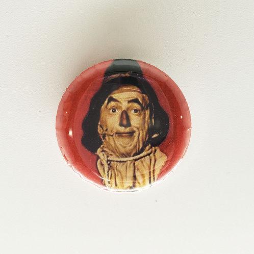 Scarecrow Small Pin