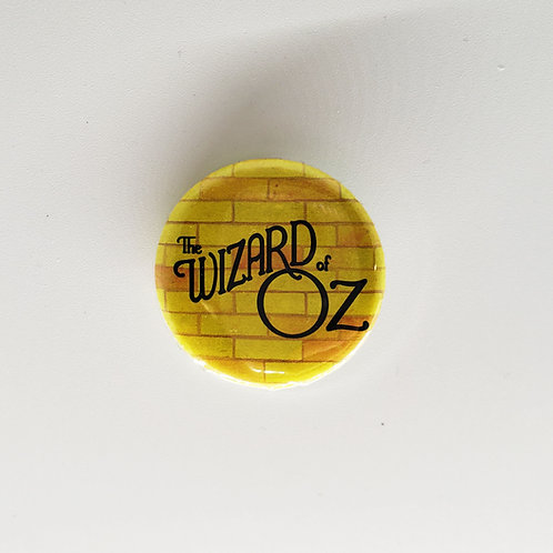Wizard Of Oz Small Pin