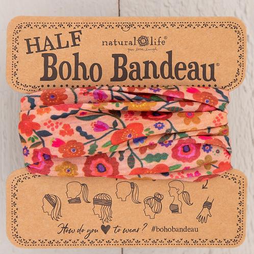 Blush Floral Half Boho (BBW270)