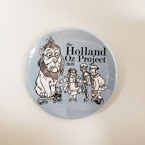 The Holland Oz Project Pin