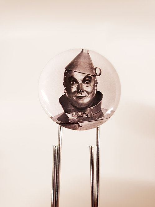 Tin Man Bookmarker
