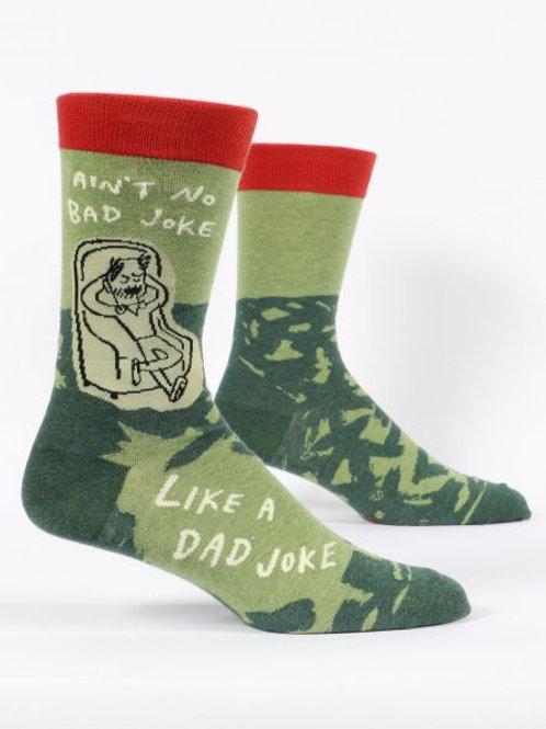 Ain't No Bad Joke/Men's Socks