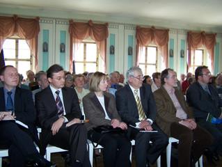 Tagung Deutsche Kolonisten am Schwarzen Meer, Berlin, 1. März 2008