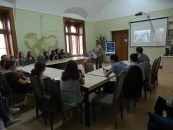 Foto-Seminar in Czernowitz-Minderheitenpolitik