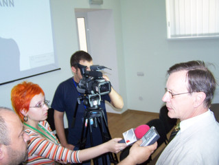 Reise Deutsch-Moldauische Begegnung 2008: Wissenschaftler und Unternehmer im  Dialog. Anreize – Chan