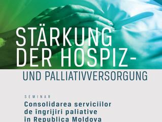 Stärkung der Hospiz- und Palliativversorgung