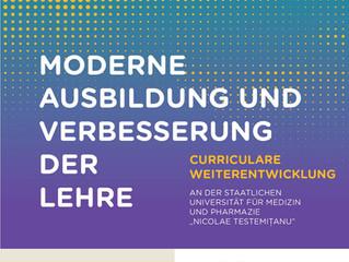Moderne Ausbildung und Verbesserung der Lehre