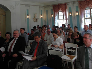 10 Jahre Moldova-Institut Leipzig -  Festveranstaltung am 24. Juni
