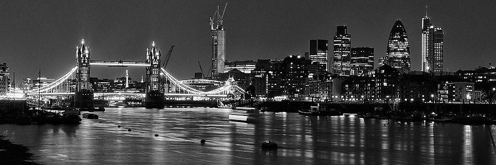 London Desktop Wallpaper Black And White