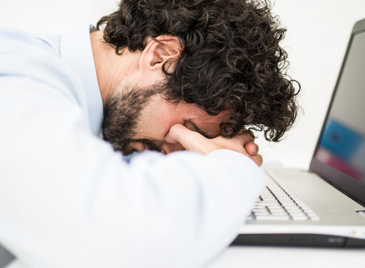 HOW TO HANDLE STRESS AT THE WORKPLACE