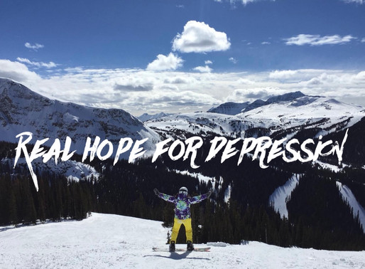 Real hope for depression