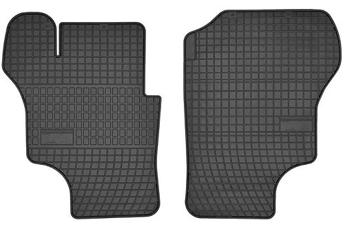 VW T3/T25 rubber mats in Black