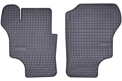 VW T3/T25 rubber mats in Grey