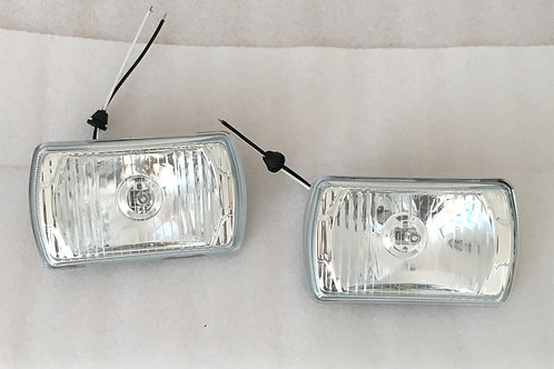 VW T3 Fog Lights without E-Marks