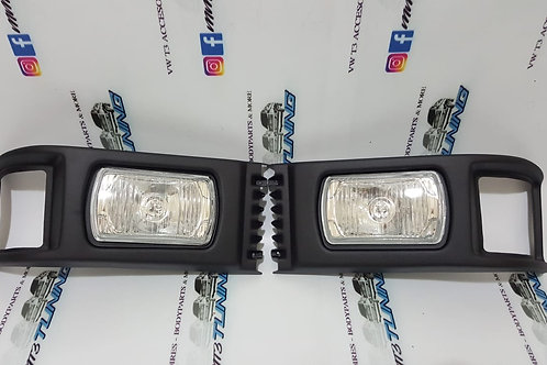 VW T3 Project Zwo style Fog Lights