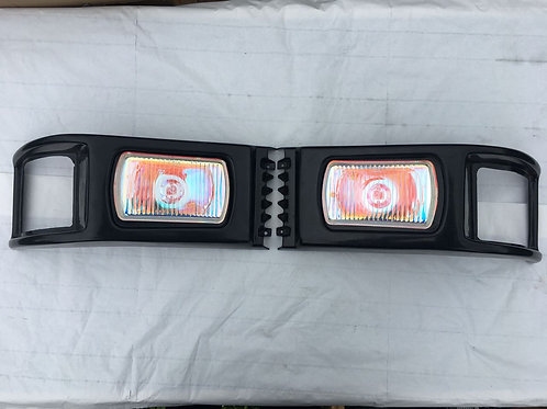 VW T3 Project Two style Fog Lights in Colours