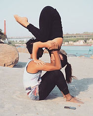 Acroyoga is the way to understand and tr