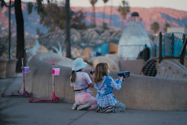 Laser Tag , Kids World, ages 7-12