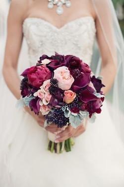 expert wedding bouquet
