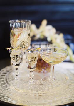 expert wedding coctails