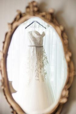 expert wedding look