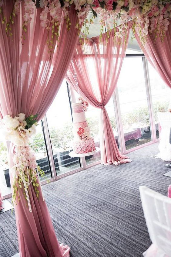 expert wedding textile