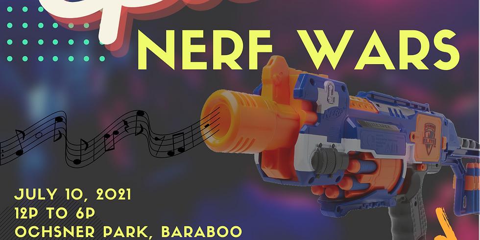 Epic Nerf Wars