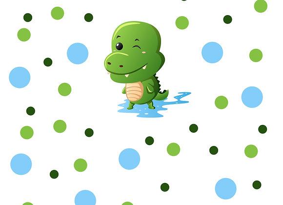 Panel - Krokodil