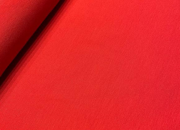 BW Jersey Uni Bordeaux Rot