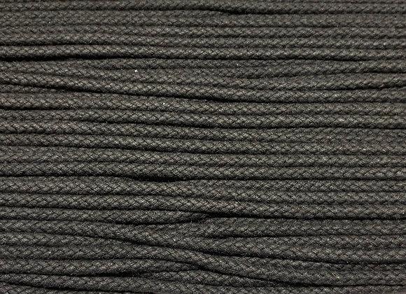 Kordel (4mm) schwarz