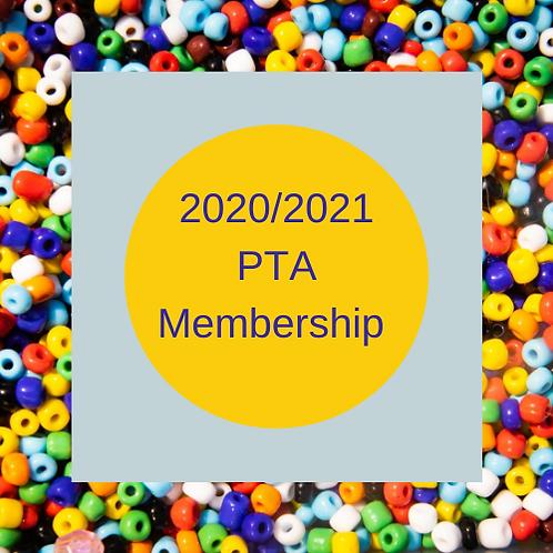 2020/2021 PTA Membership