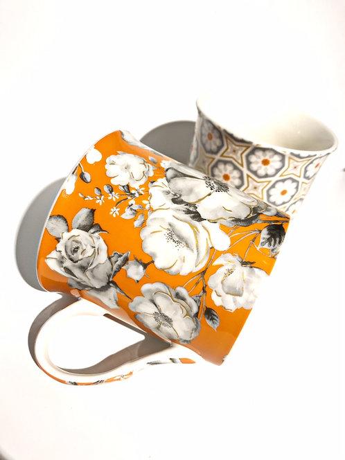 Coffret de 2 mugs