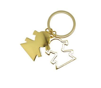 Porte clé fille